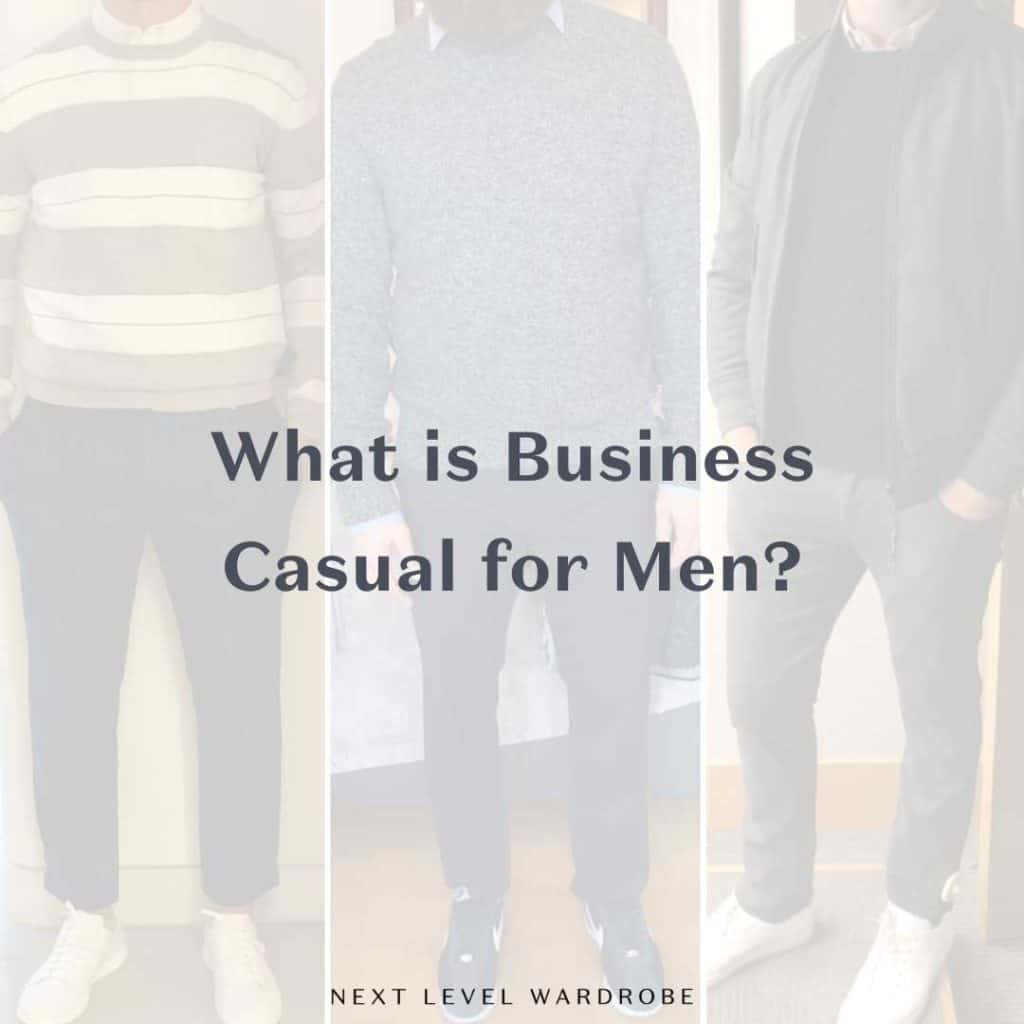 Thumbnail For What Is Business Casual For Men