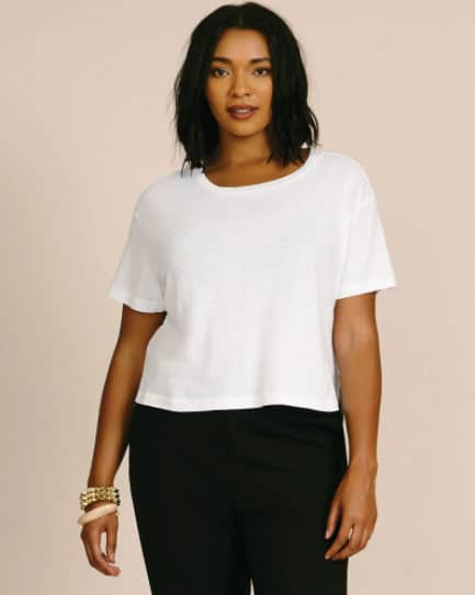 11 Honore Zoe Tee For Plus Size Women In The Summer