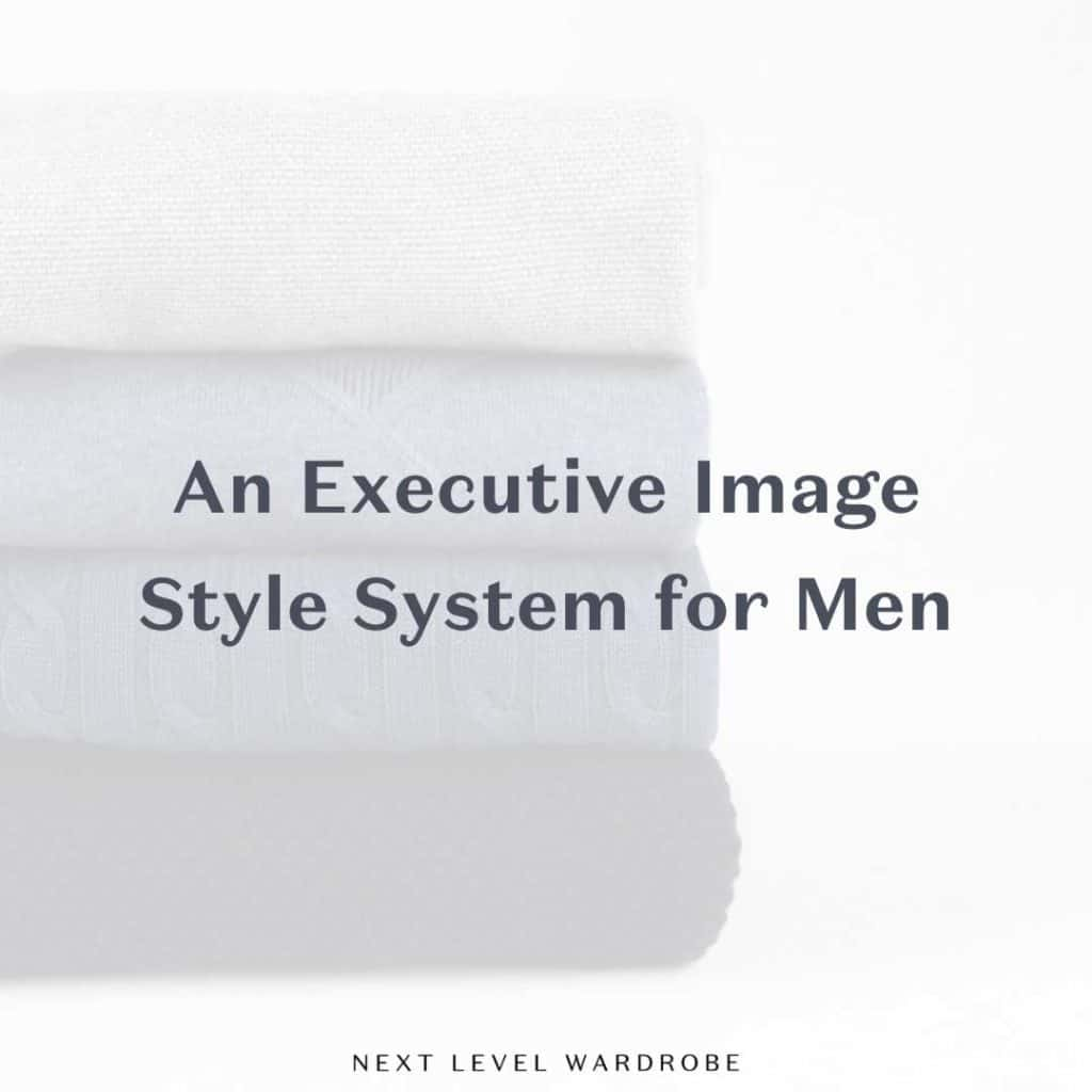 Thumbnail For Executive Image Style System For Men